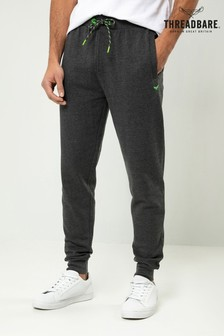 """מכנסי טרנינג סגורים של <bdo dir=""""ltr"""">Threadbare</bdo>"""