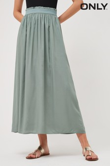 Only Jersey Maxi Skirt