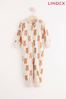 חליפת שינה עם רוכסן של Lindex (תינוקות)