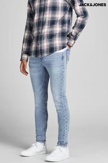 Стретчевые джинсы скинни Jack & Jones Peter