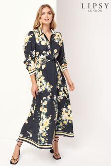 שמלתחולצה מקסי שלLipsy