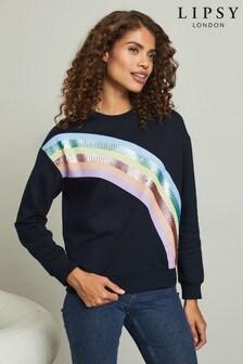 Lipsy Lightweight Sweatshirt