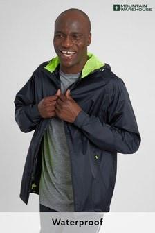 Mountain Warehouse Ultimate Mens Lightweight Running Waterproof Jacket