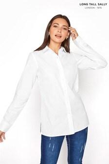 חולצת כותנה של Long Tall Sally