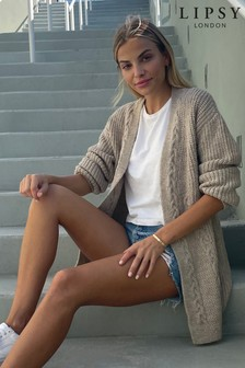 Lipsy Cable Cardigan