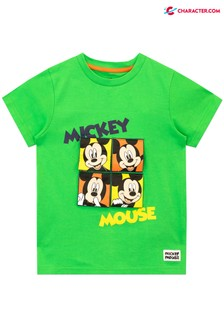 Character Kids Mickey Mouse T-Shirt