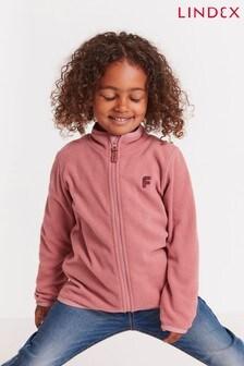 Детская флисовая куртка Lindex