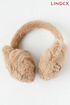 Lindex Furry Cat Ear Muffs