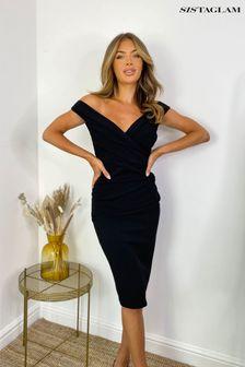 Zavinovacie šaty Sistaglam Loves Jess