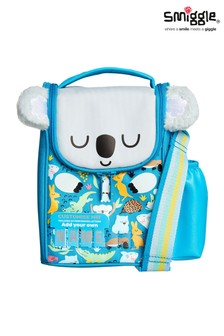 Smiggle Smiggle Lil' Mates ID Junior Lunchbox With Strap