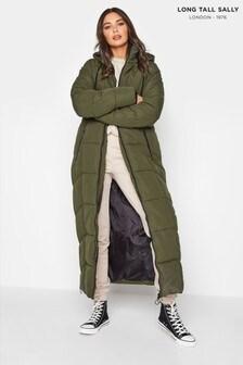 Long Tall Sally Maxi Puffer Coat