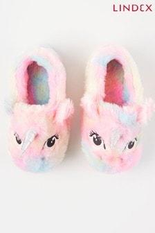 Lindex Shoe Slipper Unicorn