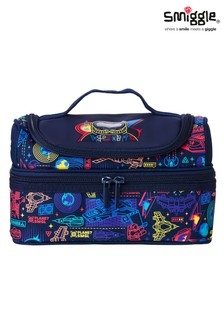 Smiggle Beyond Double Decker Lunchbox