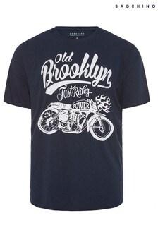 BadRhino Old Brooklyn T-Shirt