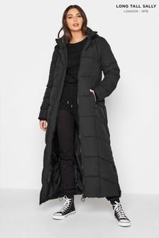 Long Tall Sally Longline Puffer Coat
