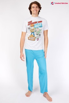 Character Disney Mens Toys Story Pyjamas