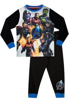 Character Kids Disney Marvel Avengers Pyjamas