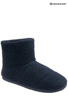 Dunlop men's bootee slipper