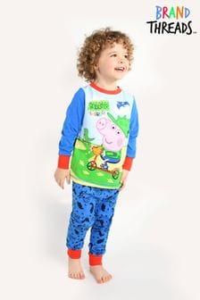 Brand Threads George Pig Boys Pyjamas