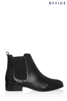 Office Bramble Chelsea Boots aus Leder