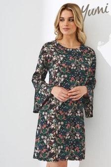 Yumi Floral Print Tunic