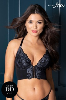 Pour Moi Opulence Front Fastening Underwired Bralette