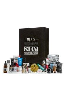 Mens Grooming 24 Day Branded Advent Calendar