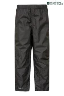 Mountain Warehouse Spray Kids Waterproof Trousers
