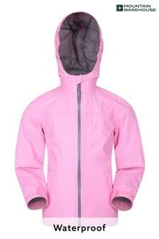 Mountain Warehouse Torrent Kids Waterproof Jacket