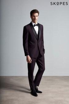 מכנסי טוקסידו עם חזית שטוחה דגם Bruno שלSkopes