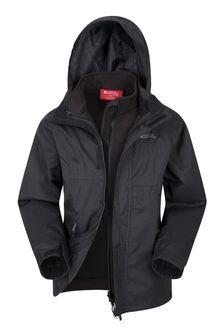 Mountain Warehouse Bracken Extreme 3 In 1 Kids Jacket