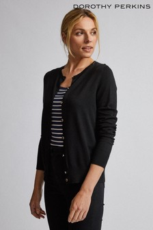 Dorothy Perkins Button Cardigan