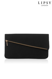Lipsy clutch met flap