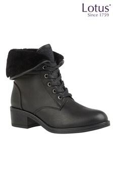 Lotus Althea短靴