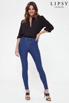 Skinny džínsy s vysokým sedom Lipsy Selena