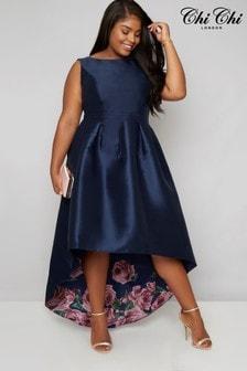 Платье большого размера Chi Chi London Dani