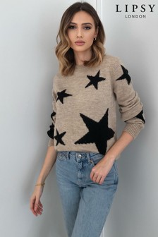 Lipsy Knitted Crew Neck Jumper