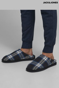حذاء للبيت خف مربعات منJack & Jones