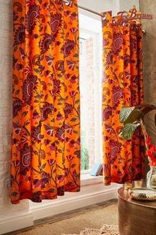 Joe Browns African Eyelet Curtains