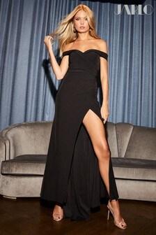 Jarlo Bardot Maxi Dress