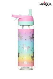 Smiggle Viva Spritz Flip Spout Drink Bottle
