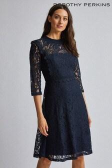 Dorothy PerkinsTalulah Langärmeliges Kleid