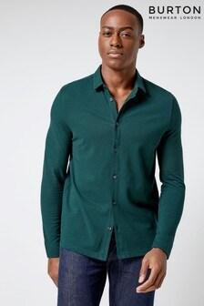 Burton Long Sleeve Pique Jersey Shirt