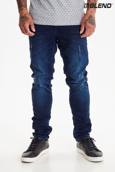 Blend Slim Fit Mid Wash Jeans
