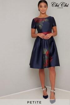 Chi Chi London Petite Wrena Dress
