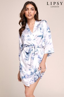 Lipsy Satin Robe
