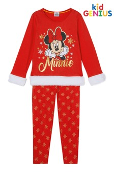 Set pijama de iarnă Genius Kids Minnie