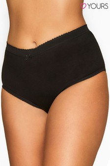 Yours Curve Full Brief - Pack of 5