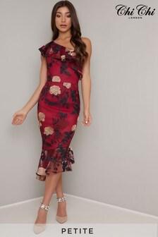 Chi Chi London Petite Jannie Dress
