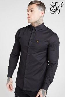 Koszula z długim rękawem Sik Silk